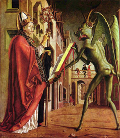 Art of a Deal with the Devil (Pacher)